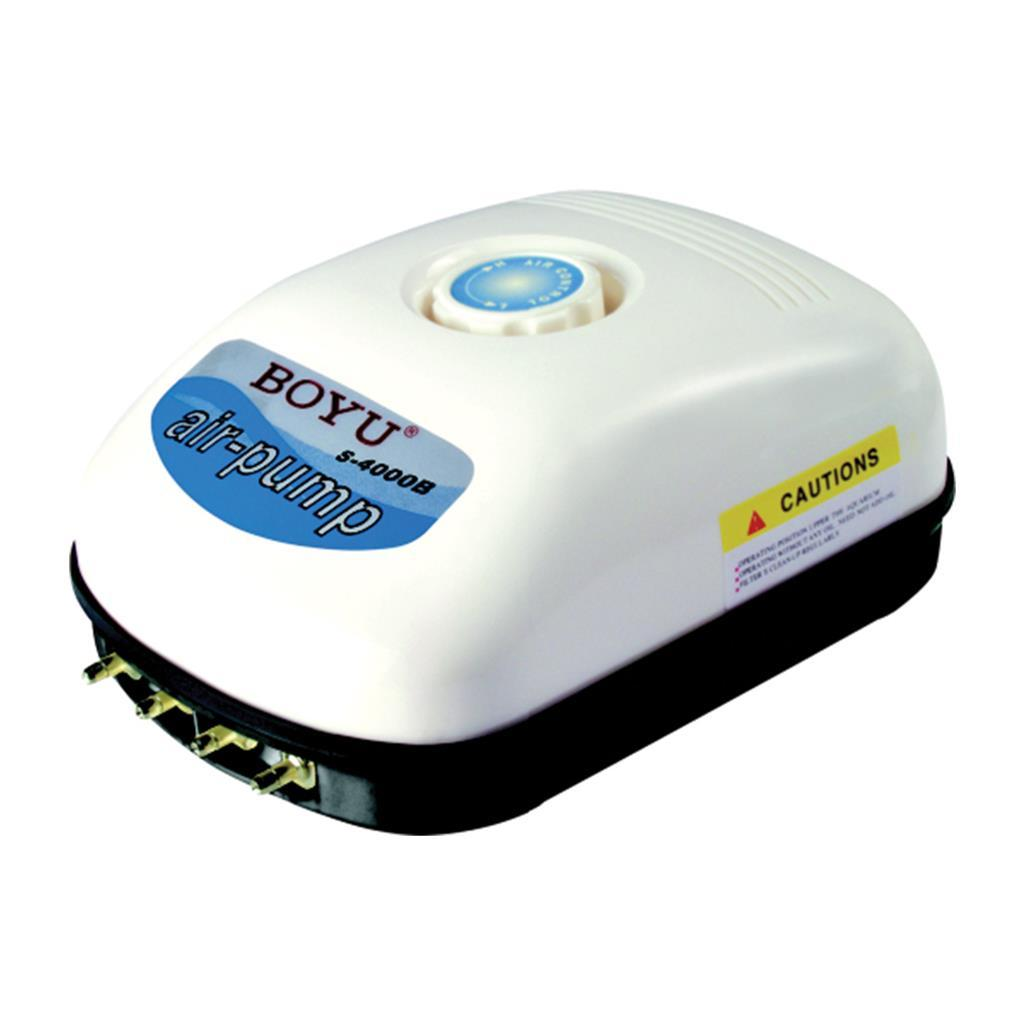 Повітряний компресор BOYU S-4000B 768 л/год