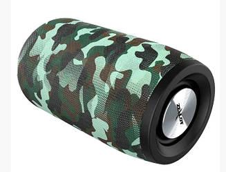 Беспроводная Bluetooth колонка Zealot S32 5W Camouflage