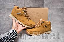 Зимние мужские кроссовки 30033, Timberland Euro Sprint Hiker, рыжие, < 44 > р. 44-28,4см., фото 2