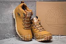 Зимние мужские кроссовки 30033, Timberland Euro Sprint Hiker, рыжие, < 44 > р. 44-28,4см., фото 3