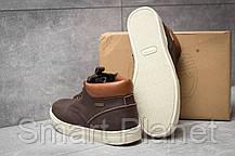 Зимние мужские ботинки 30113, Timberland Groveton, коричневые, < 46 > р. 46-29,0см., фото 2