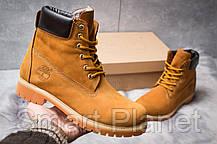 Зимние мужские ботинки 30651, Timberland 6 Premium Boot, рыжие, < 40 > р. 40-27,0см., фото 2