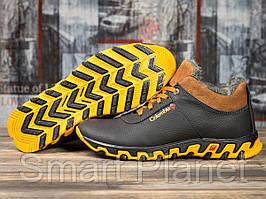 Зимние мужские ботинки 30692, Columbia Track II, черные, < 41 42 43 > р. 41-27,0см.