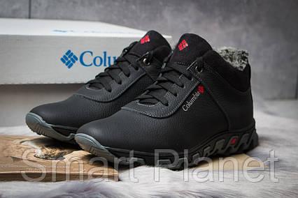Зимние мужские ботинки 30693, Columbia Track II, черные, < 40 42 > р. 40-26,6см., фото 2
