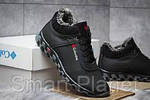 Зимние мужские ботинки 30693, Columbia Track II, черные, < 40 42 > р. 40-26,6см., фото 3