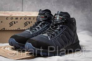 Зимние мужские ботинки 30812, Northland Waterproof, темно-синие, < 42 43 > р. 42-27,8см.