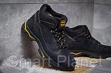 Зимние мужские ботинки 30942, Jack Wolfskin, темно-синие, < 40 > р. 40-26,7см., фото 3