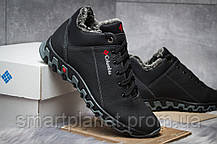 Зимние мужские ботинки 30951, Columbia Track II, черные, < 40 > р. 40-26,6см., фото 3
