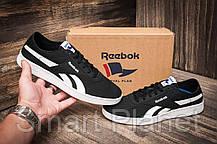 Кроссовки мужские 70431, Reebok Royal Global  ( 100% оригинал  ), черные, < 44,5 > р. 44,5-5=29см., фото 2