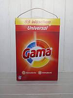 Порошок для стирки Gama Universal (83 стирки) 5.395кг (Испания)