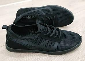 Кроссовки мужские черные летние из сетки PR-G 45 р. 29,5 см (1161320050), фото 3
