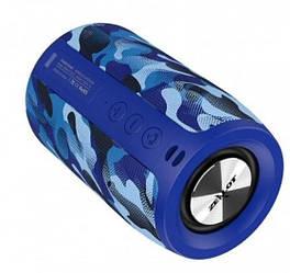 Беспроводная Bluetooth колонка Zealot S32 5W (Камуфляж синий)