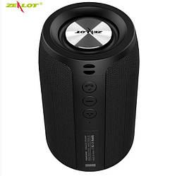 Беспроводная Bluetooth колонка Zealot S32 5W (Черный)