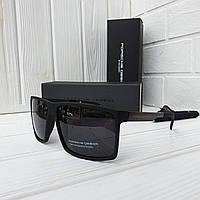 Очки Мужские Солнцезащитные матовые Porsche Design replica AAA (PD007)