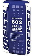 KREISEL шпаклевка цементная финишна №602, 25 кг