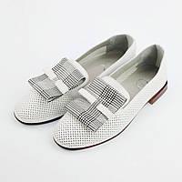 Туфли AQUAMARIN белые р36, 9584
