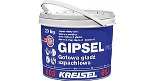 KREISEL шпаклевка дисперсионная финиш. готов. №603, 20 кг