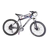 Кронштейн для крепления велосипеда на стену с регулировкой угла наклона К - 053, фото 4