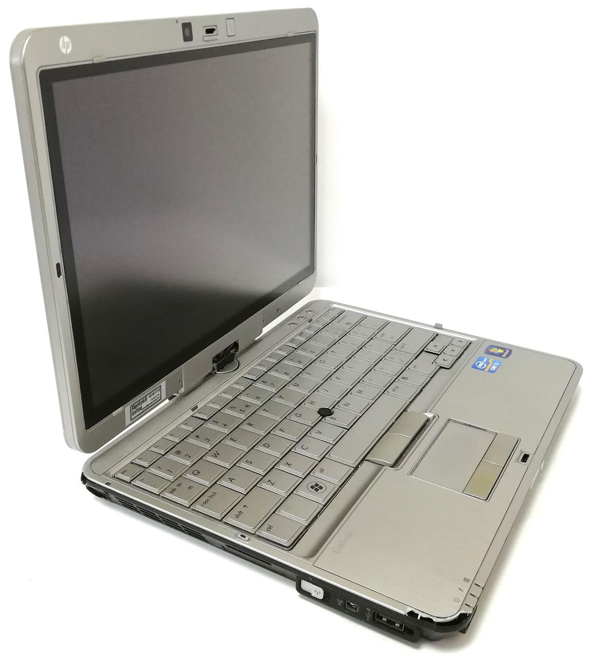 "Ноутбук-трансформер HP EliteBook 2760P 12.1"" Intel Core i5-2540M 2.6 ГГц 1 ГБ Б/У"