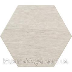 Плитка универсальная Bestile Atlas Hexa Blanco 25,8х29 белый 443421