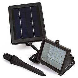Уличный LED прожектор SL-30С (с солнечной панелью, 400 лм, 3,7 В, 4000 мАч)