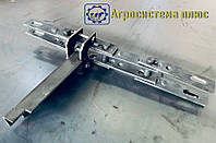 Транспортер гноєзбиральний ТСН-3Б повнокомплектний розбірна вісь