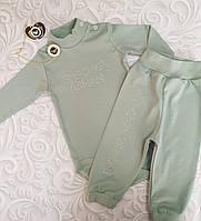 Комплект Armani для новорожденного