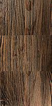 Профнастил ПС-8 3D дерево/грунт 8004/8017, толщина 0,40мм, фото 3