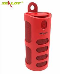 Беспроводная Bluetooth колонка Zealot S8 Красный