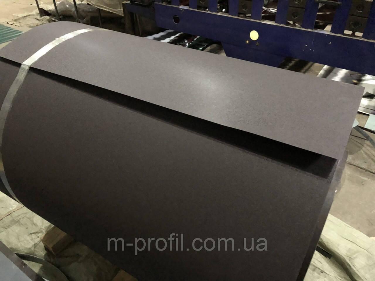 Профнастил ПС-8 толщина 0,50мм, МАТ Бельгия