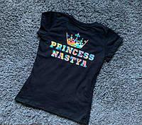 Футболка с короной Princess