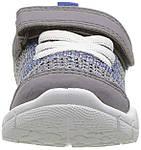 Кроссовки Carters детские серые с синим EUR 30 US 12 Картерс США, фото 4