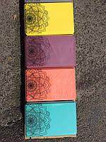 Блок для йоги MS 0858-5 EVA, 23-15-7,5см, 5кольорів, в кульку