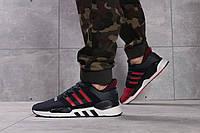Кроссовки мужские 16112, Adidas Adv / 91-18, темно-синие, < 41 43 44 > р. 41-26,4см.