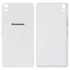 Задняя крышка Lenovo A7000, A7000 Plus, A7000 Turbo, K3 Note (K50-T3sK50-T5) белая