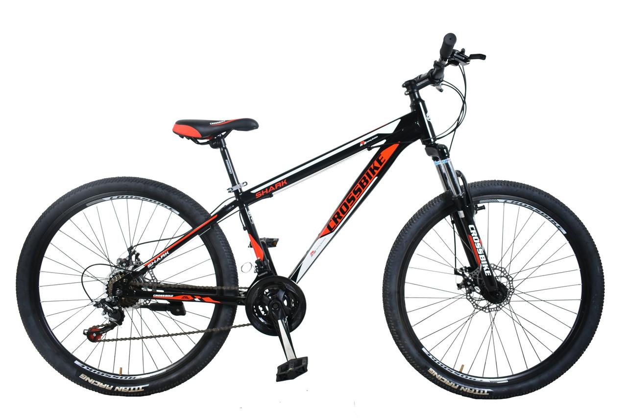 """Горный велосипед 27,5"""" CROSS SHARK"""