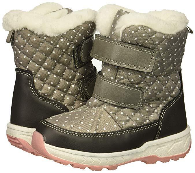 Зимние сапоги Carters детские EUR 24 25 26 33 Картерс оригинал сноубутсы ботинки 33-34