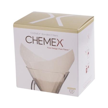 Фильтры для кемекса Chemex CM-6A 100шт