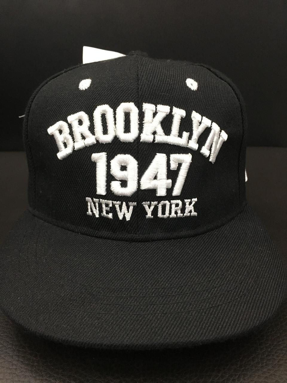 Кепка унісекс Brooklyn 1947