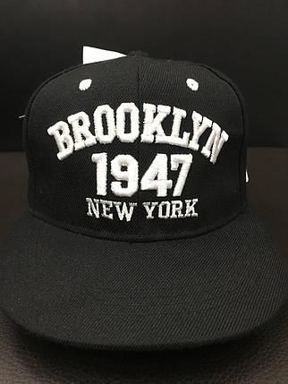 Кепка унісекс Brooklyn 1947, фото 2