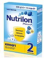 Суміш молочна Nutrilon Комфорт 2, 300Г