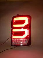 Фонари ВАЗ 21214 21213 Нива Тайга Урбан LED диодные комплект