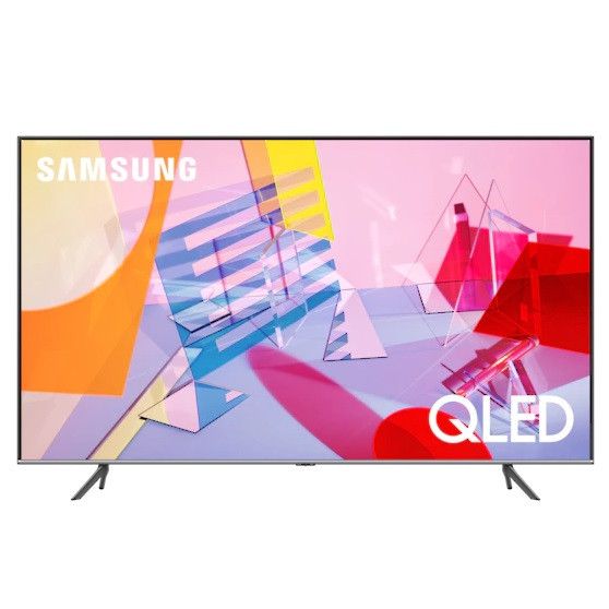 Телевизор Samsung QE55Q67TA (PQI 3200 Гц, 4K UHD, HDR10+, ОС Tizen™, DVB-C/T2/S2)