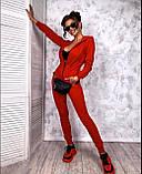 Комбинезон женский весна лето, серый, красный, беж, фото 2