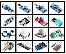 Набор модулей Arduino 16 шт