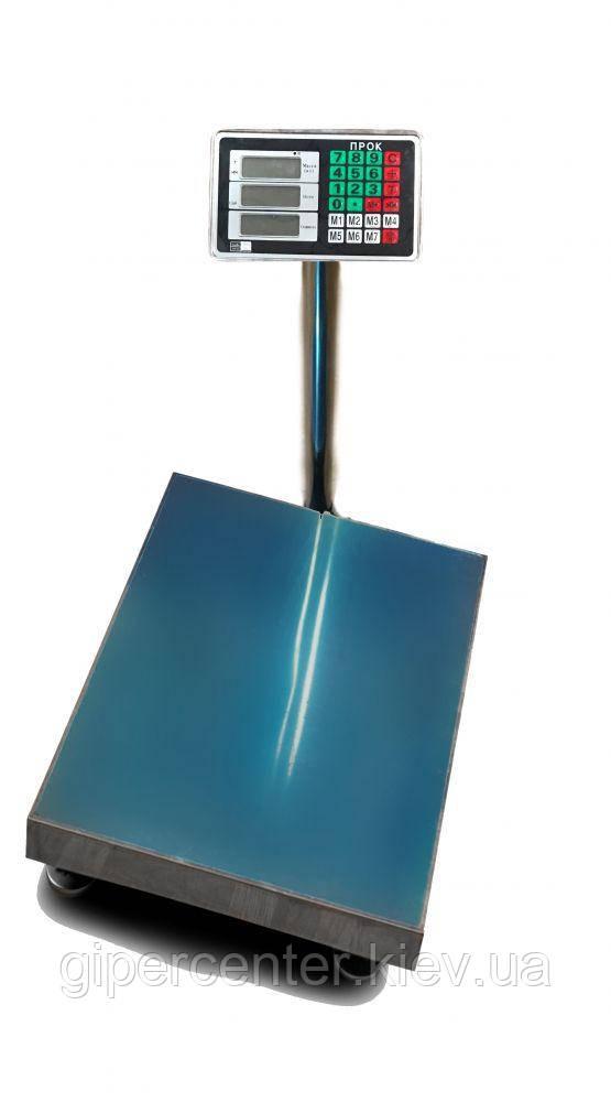 Товарные весы Прок ВТ-300 кг (450х600 мм)