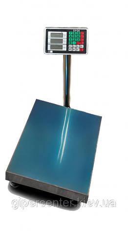 Товарные весы Прок ВТ-300 кг (450х600 мм), фото 2