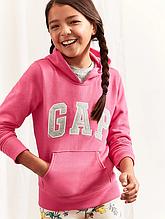 Толстовка детская GAP худи 4 5 9 10 11 лет кофта для девочки 137-145