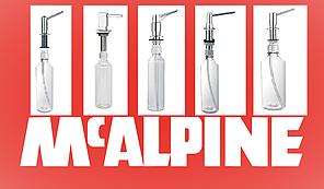 Дозатор миючого засобу McAlpine НС20СРВ (chrom)