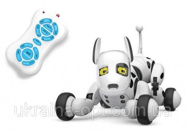 Интерактивная собака робот ZOOMER Код/Артикул 9007A